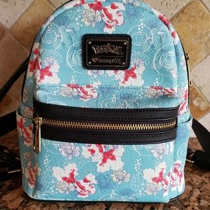 Pokemon loungefly backpack